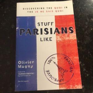 Other - Book Stuff Parisians Like